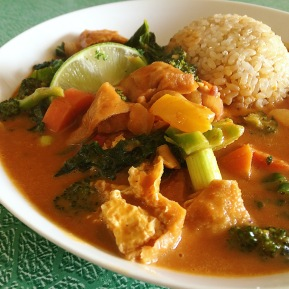 (Probably Inauthentic) PanangCurry